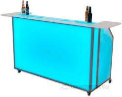 """Wrap Top for 62"""" Portable Bar"""
