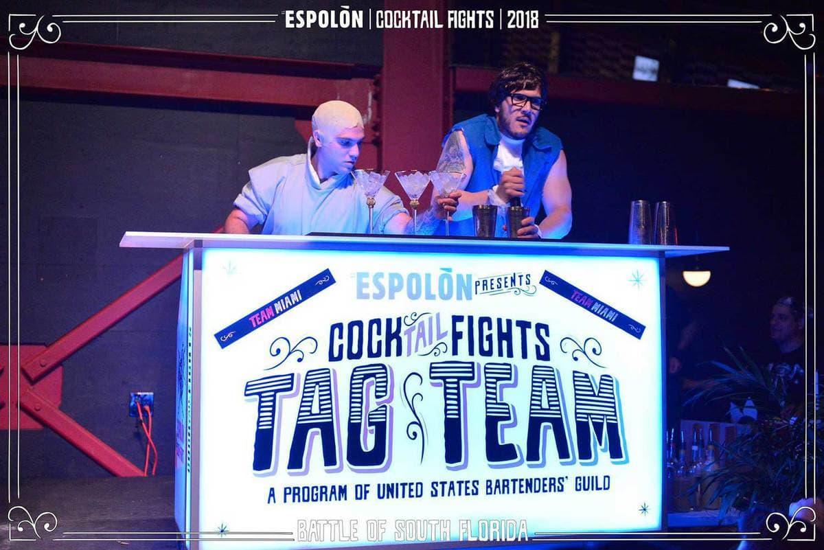 Espolon Tequlia 62 Portable Bars