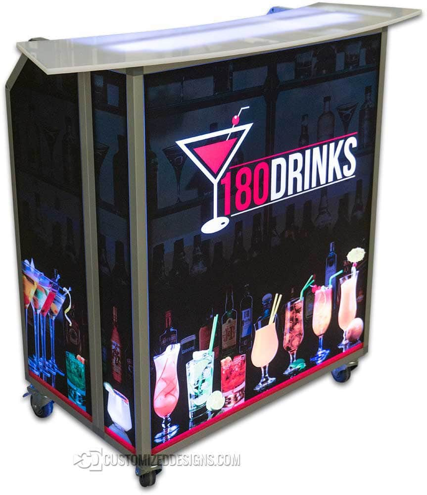 Mini Portable Bar