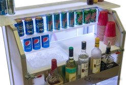 Mini Portable Bar - Great for Mobile Bartenders