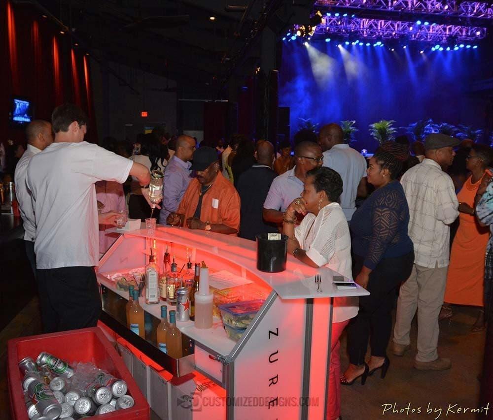 Zurena Mobile Bartending Bar