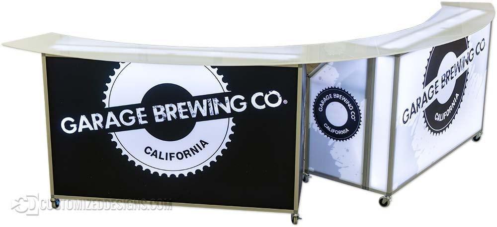 Portable Brewery Bar