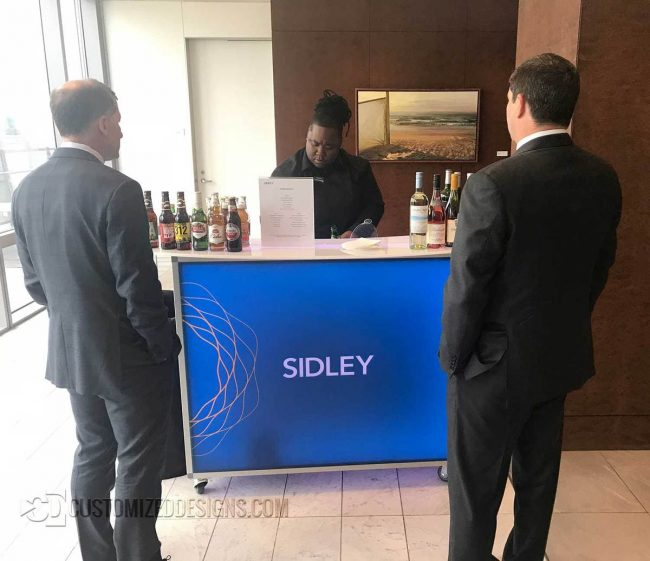 "Sidley 48"" Portable Bar 2"